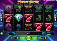 Twin Spin kroon casino